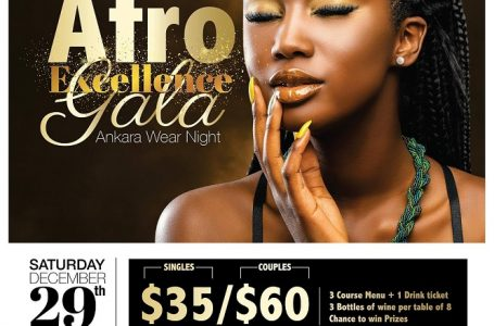"USA/ ""Afro Excellence Gala"" in Omaha"