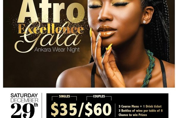 """USA/ """"Afro Excellence Gala"""" in Omaha"""