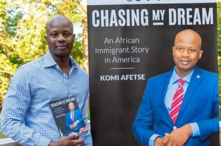 Chasing My Dream: An African Immigrant story in America