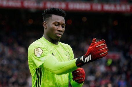Cameroon's André Onana on Fc Barcelona's radar