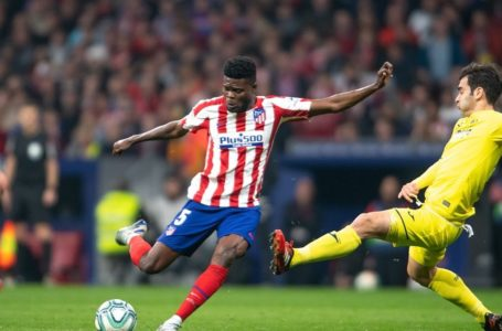 Top European clubs in a race for Thomas Partey