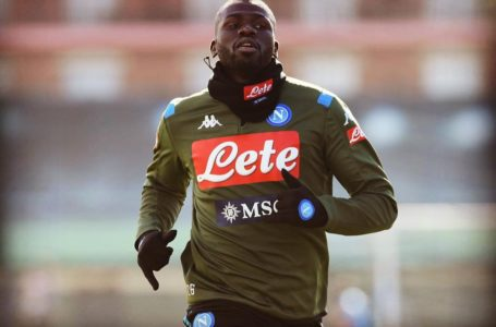 Koulibaly's transfer to PSG hits a block