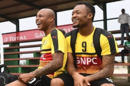 Productive weekend for the Ayew brothers