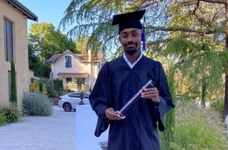 Salomon Kalou now a university graduate